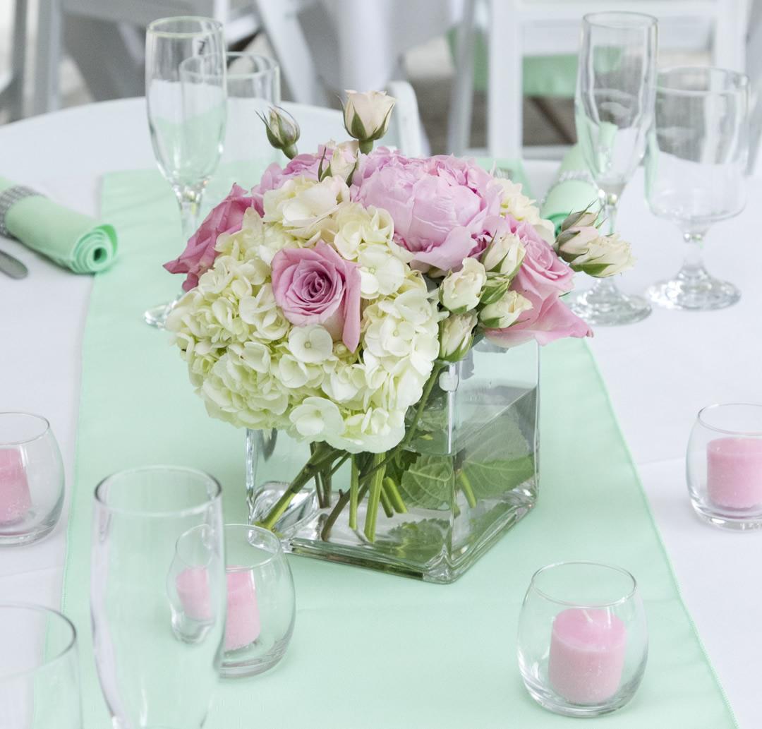 Centerpiece – Puyallup & Chelan Event Planning & Wedding Flowers – 36