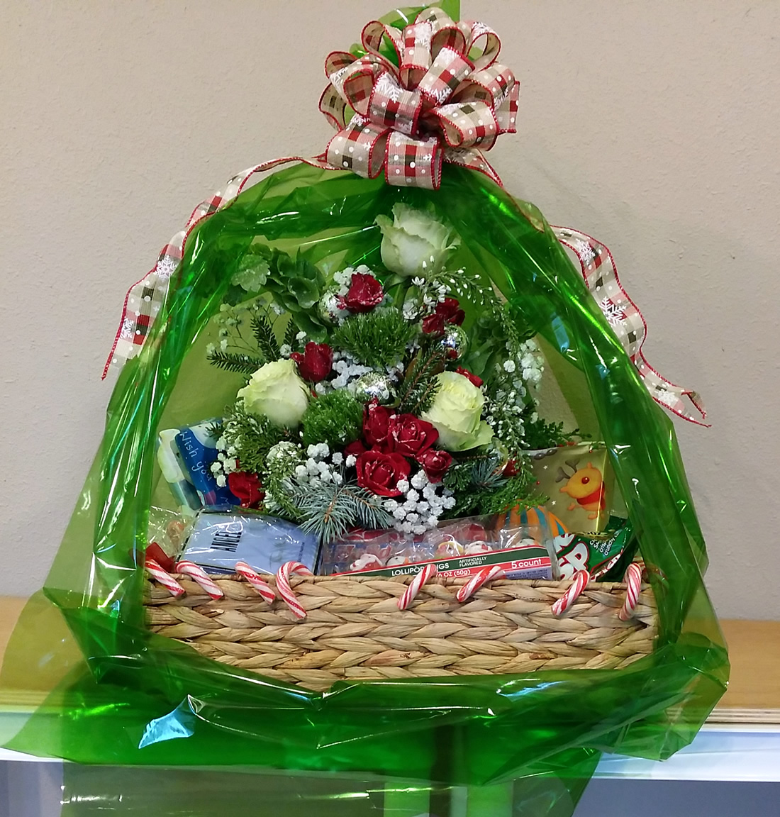 Delivery – Chelan Christmas Flowers 10
