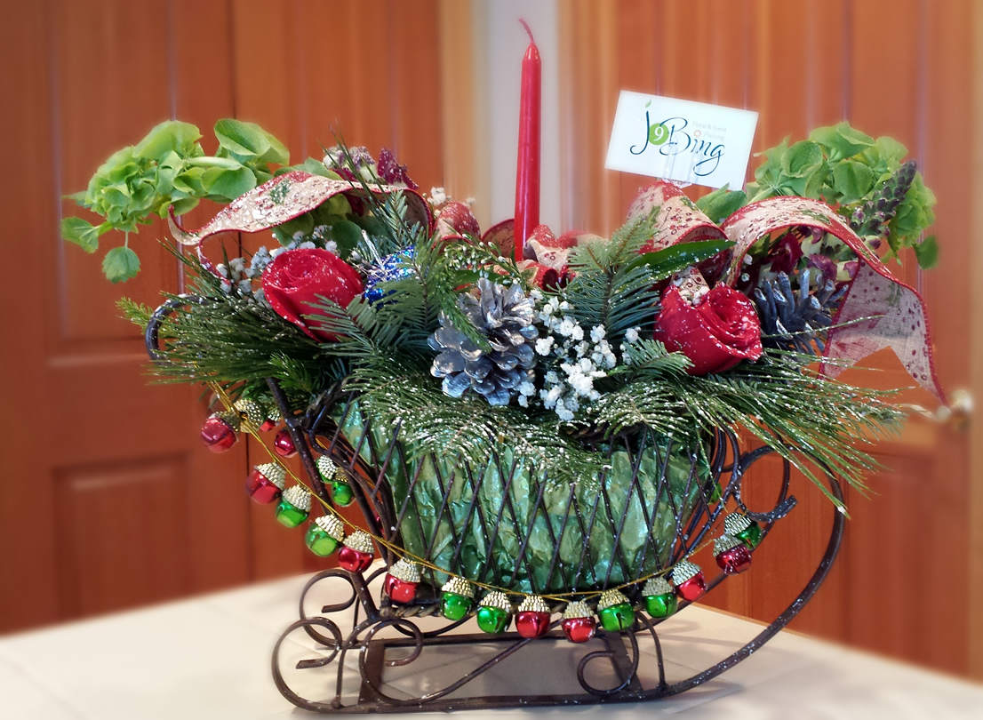 Delivery – Chelan Christmas Flowers 15