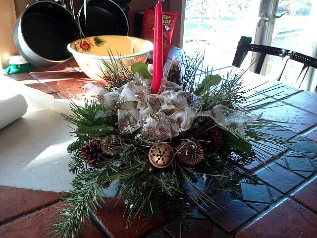 Christmas Arrangements 2