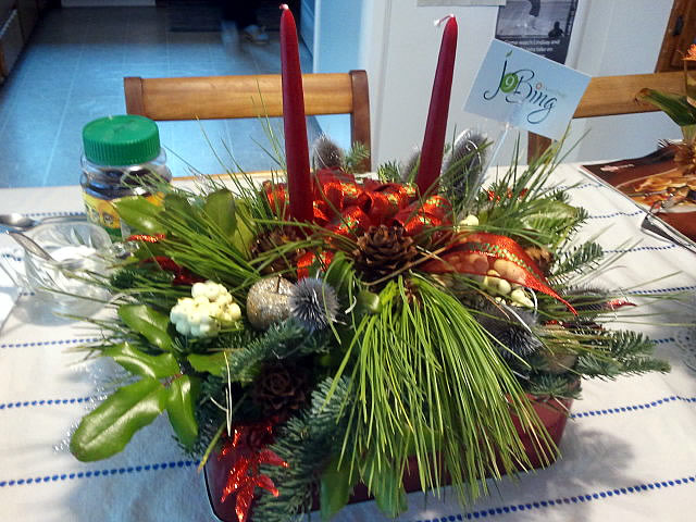 Christmas Arrangements 4
