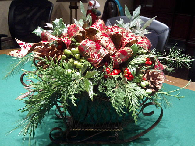 Christmas Arrangements 5