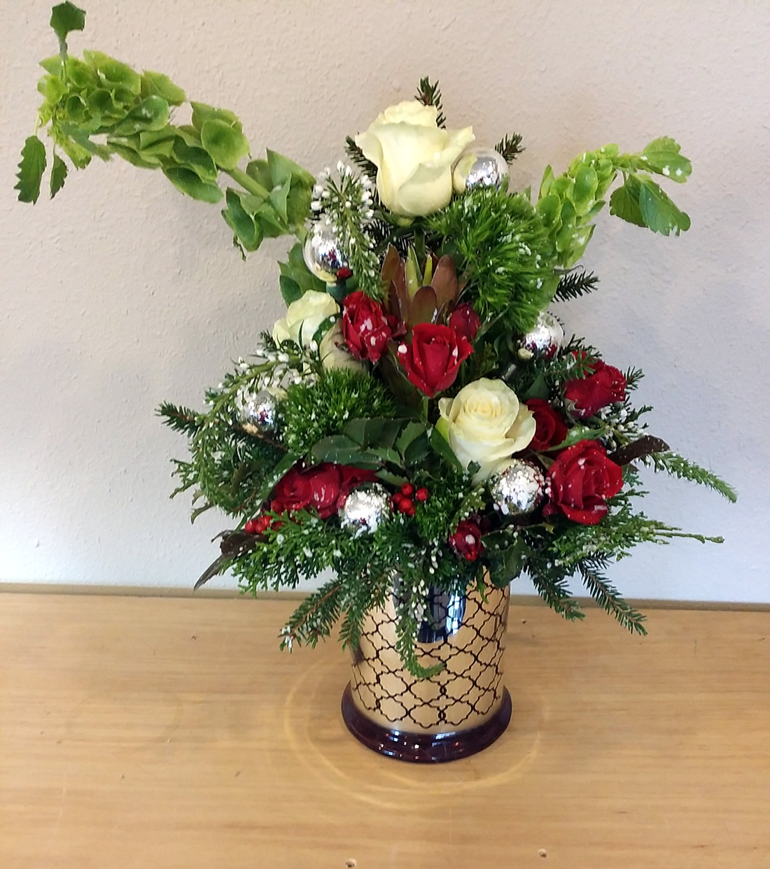 Delivery – Chelan Christmas Flowers 7