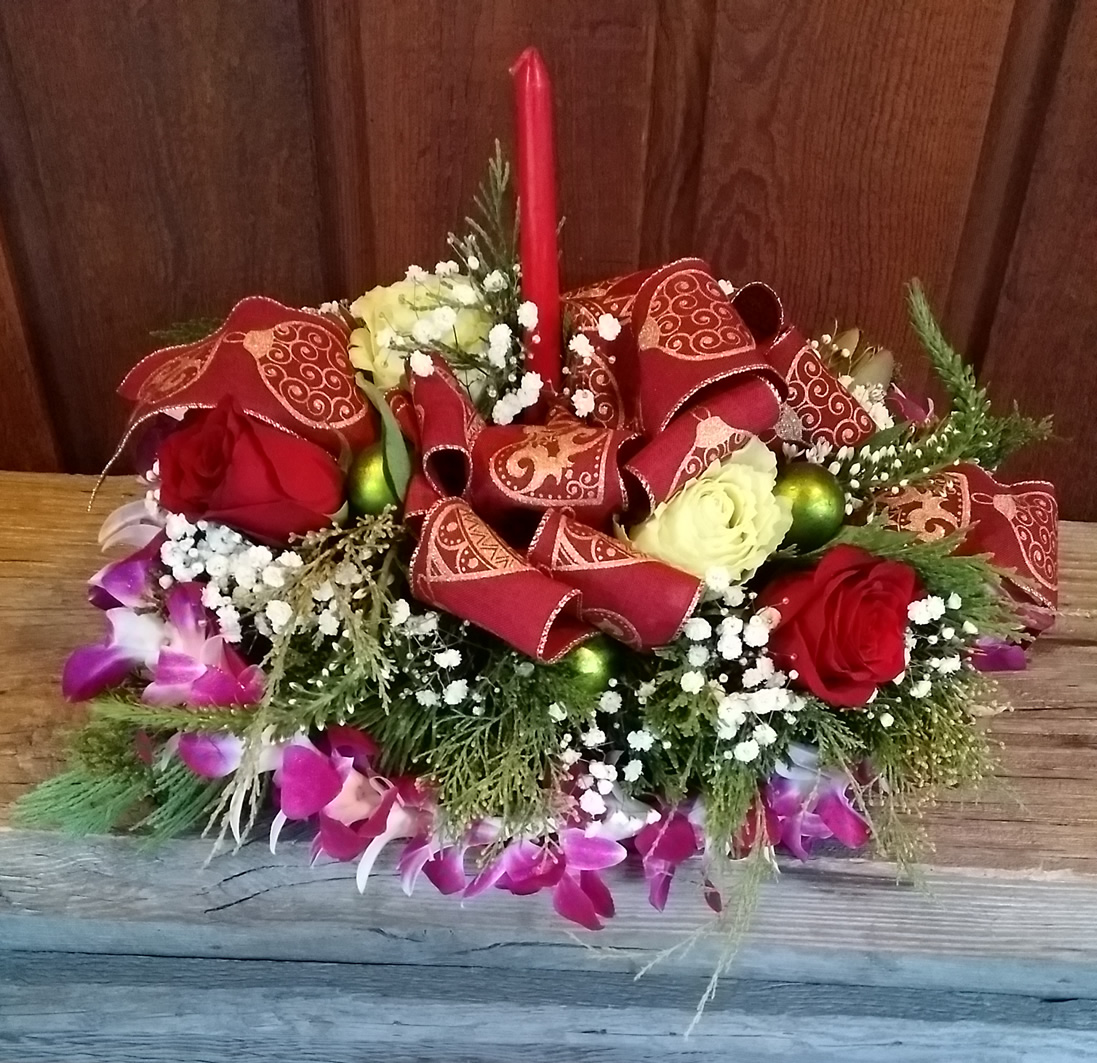 Delivery – Chelan Christmas Flowers 8