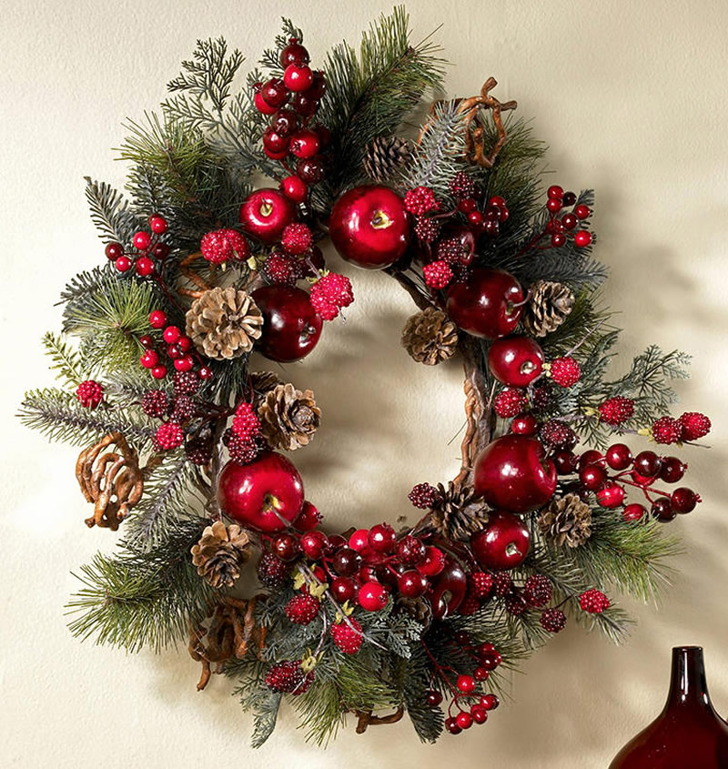 Christmas Wreaths 11