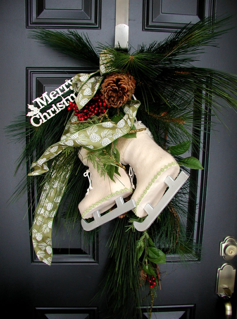 Christmas Wreaths 15