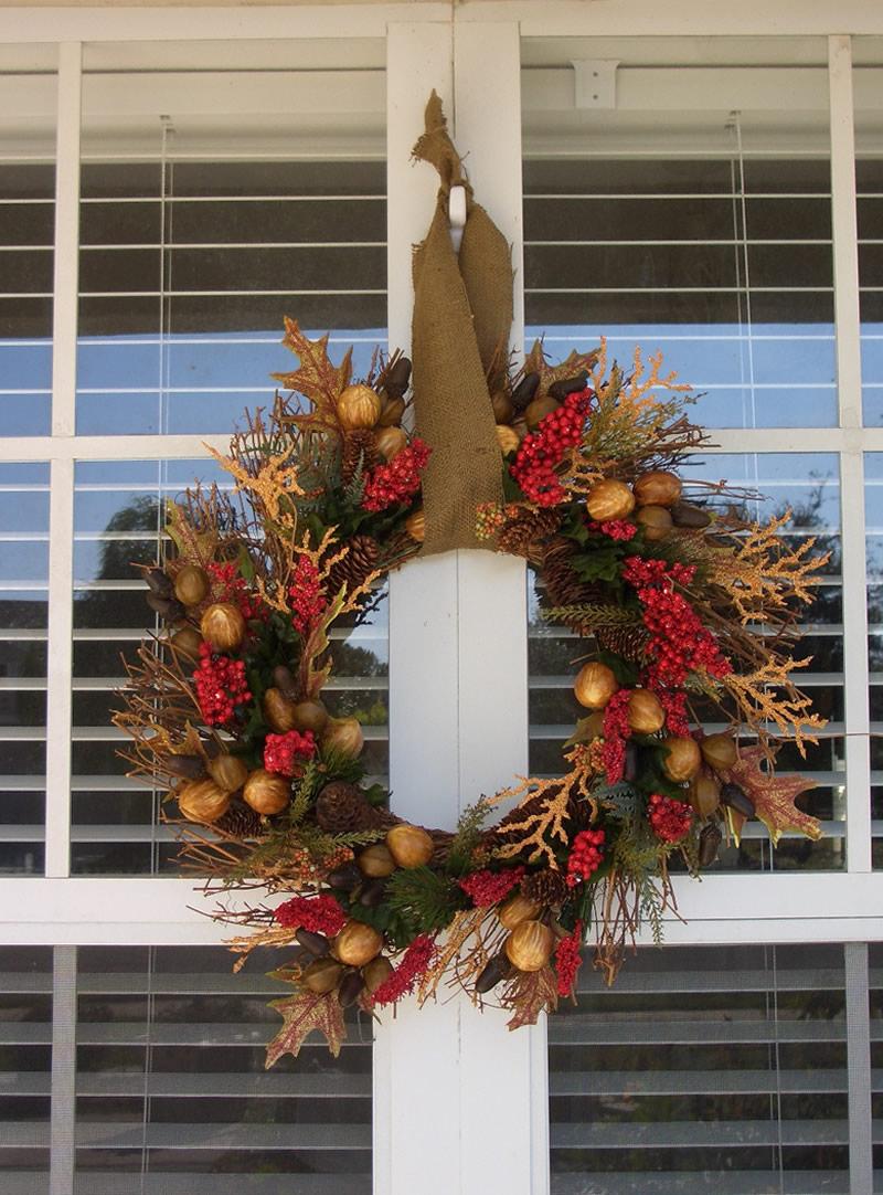 Christmas Wreaths 17