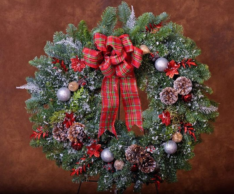 Christmas Wreaths 22