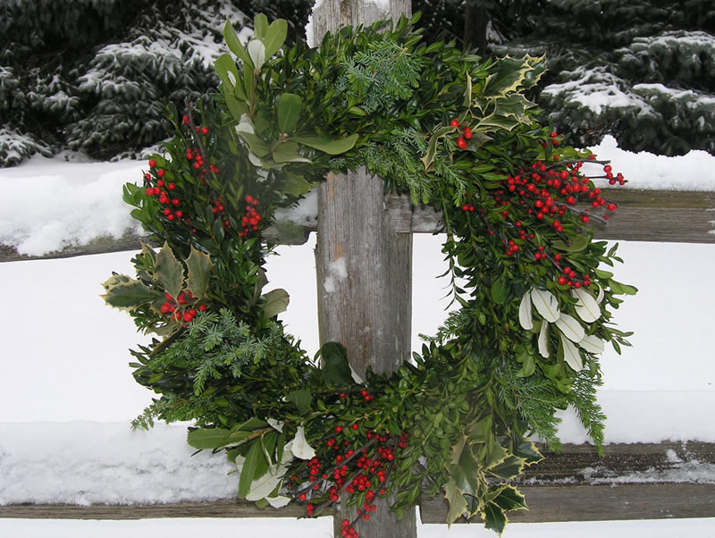Christmas Wreaths 8