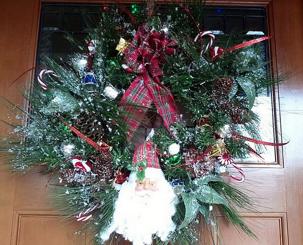 Christmas Wreaths 24