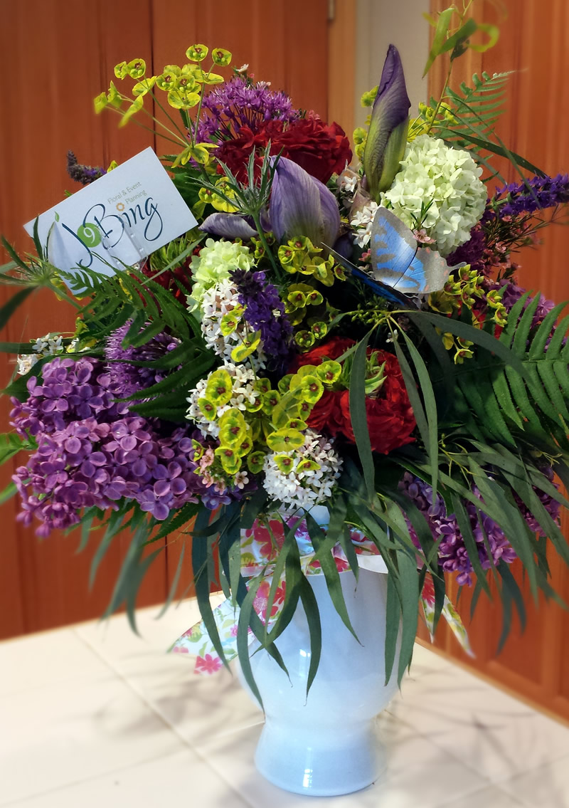Floral Delivery Chelan Flowers