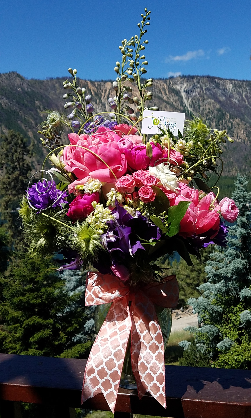 Floral Delivery Puyallup / Chelan Flowers