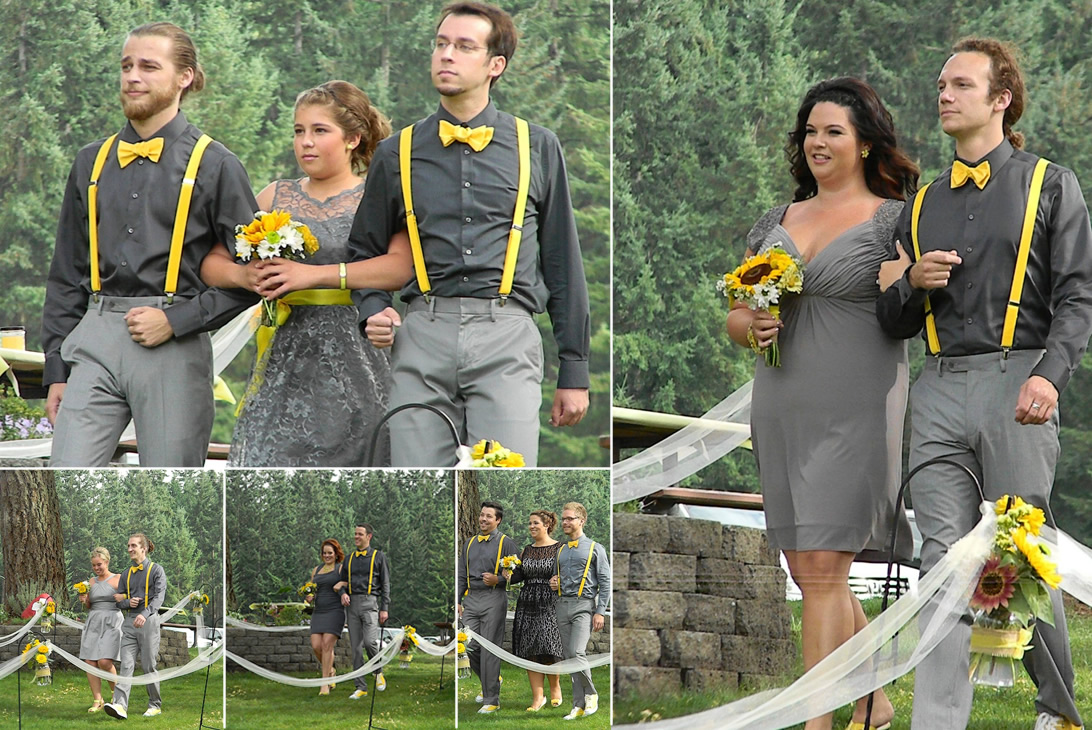Wedding of Neil & Kate at The Swiss Park