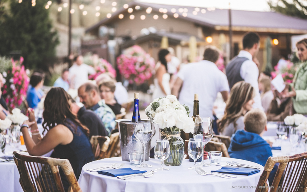 Wedding of Nate & Tia at Karma Vineyards