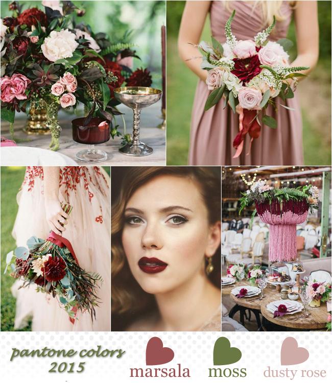 2015 Pantone Colors