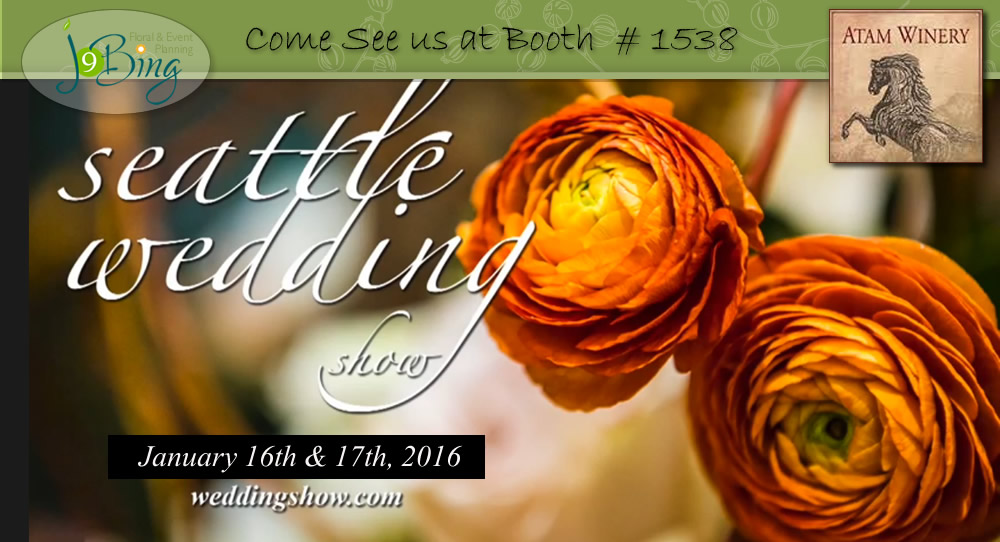 Seattle Wedding Show – 2016