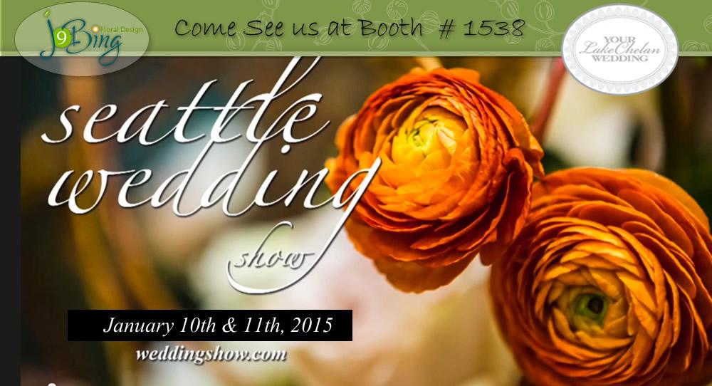 Seattle Wedding Show – 2015