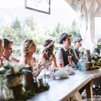 Wedding of Jordan & Brittney at The Brown Family Homestead