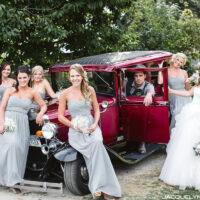 Wedding of Jordan & Brittney at The Brown Family Homestead