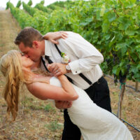 Wedding of Justin & Robin at Fielding Hills Winery