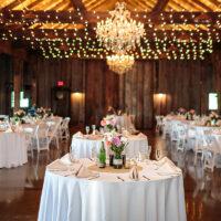 Wedding of Jennifer & Patrick at The Kelley Farm