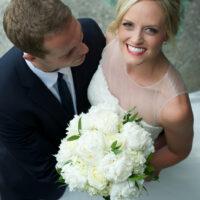 Wedding of Chris & Mallory at Karma Vineyards