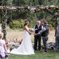 Wedding of Charley & Amanda at Brown Family Homestead