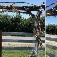 Trellises, Arbors & Altar Arrangements – 10