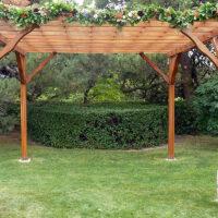 Trellises, Arbors & Altar Arrangements – 12