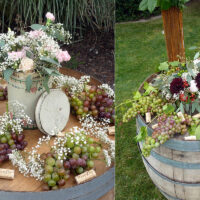 Trellises, Arbors & Altar Arrangements – 13