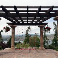 Trellises, Arbors & Altar Arrangements – 14
