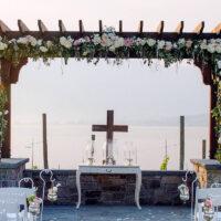 Trellises, Arbors & Altar Arrangements – 23