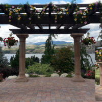 Trellises, Arbors & Altar Arrangements – 5