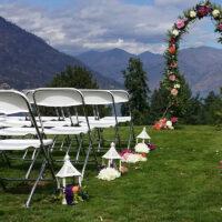 Trellises, Arbors & Altar Arrangements – 9