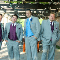 Wedding of Aarik & Julia at Tsillan Cellars